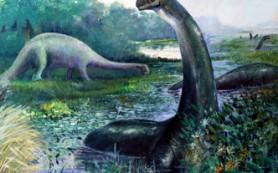 Палеонтологи вернули бронтозавру его имя