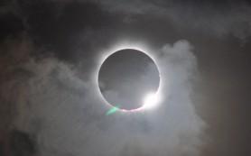 Последнее солнечное затмение произойдет через 650 млн лет