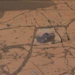 Богатые железом горные породы помогут в поисках жизни на Марсе