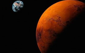 NASA планирует колонизировать Марс в 2030