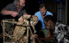 Антропологи помогли папуасам примириться с духами предков