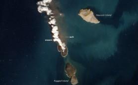 В Красном море возникло два новых острова