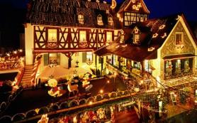 Туризм в Германии: новогодние праздники