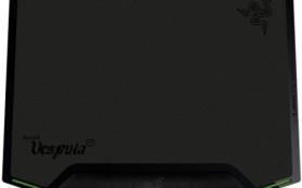 Razer представили первый подключаемый к компьютеру коврик для мыши