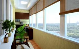 Какие преимущества можно получить от остекления балкона
