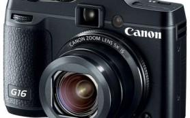 Хороший фотоаппарат — конечно Canon