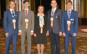 Российские школьники завоевали 9 наград на научном конкурсе Intel ISEF 2015