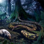 Ученые узнали о привычках и внешнем виде первой змеи