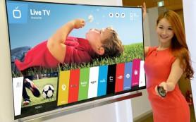 LG выпустил ТВ-панель толщиной менее миллиметра