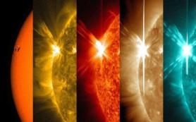 Обсерватория Солнечной динамики зафиксировала мощную вспышку Х 2.7