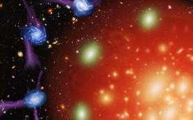 Ученые установили, что причиной смерти галактик может служить «удушье»