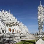Wat Rong Khun – самый необычный храм Таиланда