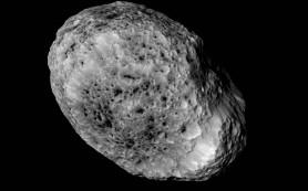 Станция Cassini показала фотографию Гипериона