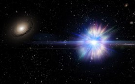 Астрофизики подтвердили взрыв трех сверхновых за пределами галактик