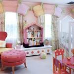 Сказочная комната для маленькой принцессы