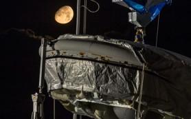 Неудачей закончились испытания марсианской летающей тарелки