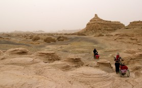 Ученые установили возраст пустыни Такла-Макан