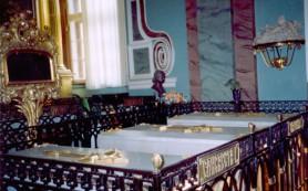 Где похоронен Петр 1? Некрополь династии