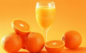 Апельсиновый сок полезен для мозга