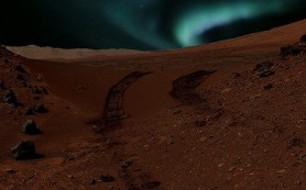 Свечение атмосферы на Марсе оказалось того же цвета, что и на Земле