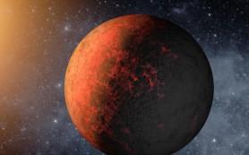 Согласно новому исследованию, в прошлом на Марсе царил холод