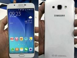 Samsung готовится к запуску нового смартфона Galaxy A8