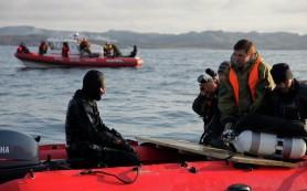 Российские аквалангисты установили мировой рекорд в Баренцевом море
