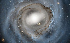 «Столпы разрушения» показывают влияние космического ветра на эволюцию галактик
