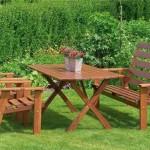 Как выбрать садовую мебель