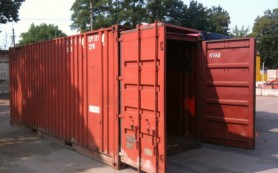 Зачем нужно купить контейнер 20 футов