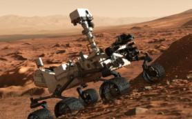 Три года на Красной планете! Марсоход Curiosity празднует годовщину