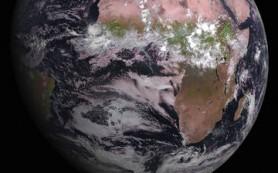 Метеоспутник MSG-4 сделал первое фото Земли из космоса