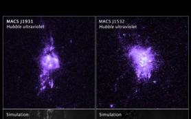 Струи, испускаемые черными дырами, регулируют процессы звездообразования