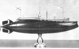 Как в царском флоте охранялась тайна подводного плавания?