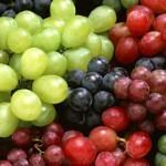 Виноград богат сосудорасширяющими ресвератролом