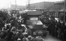 Парад Победы в Харбине