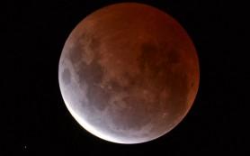 Сентябрь ознаменует затмение «суперлуны»