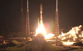 ВМС США запустили на орбиту передовой спутник связи