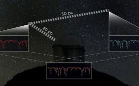 «Звезды-близнецы» открывают новые возможности измерения космических расстояний