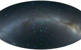 Ученые обнаружили во Вселенной удивительно большую кольцеобразную структуру