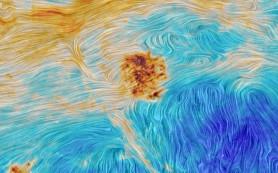Спутник Планк ЕКА запечатлел Магеллановы Облака