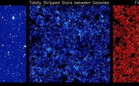 В инфракрасном «фоне» на снимках «Хаббла» выявлены ранние галактики Вселенной