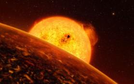 Атмосферы звезд рассказывают о химических составах каменистых экзопланет