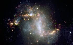 Астрономы обнаружили новую черную дыру среднего размера