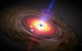 Обнаружена черная дыра, размер которой в 30 раз больше ожидаемого