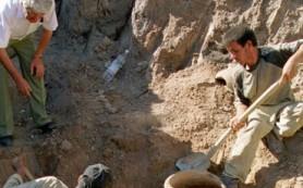В Таджикистане археологи обнаружено захоронение эфталитов
