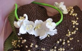 Цветы из фоамирана в современной флористике