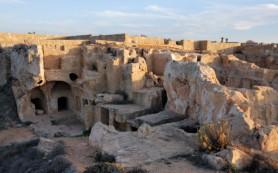 Гробница аристократов из северного Кипра