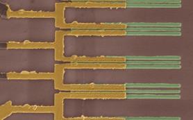 IBM разработала транзисторы на углеродных нанотрубках