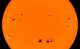 Открыты механизмы событий, сопровождающих появление солнечных пятен